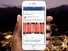 Facebook announces Live Audio broadcast feature