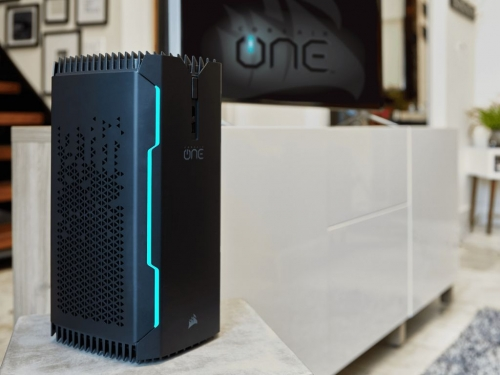 Corsair unveils its One systems