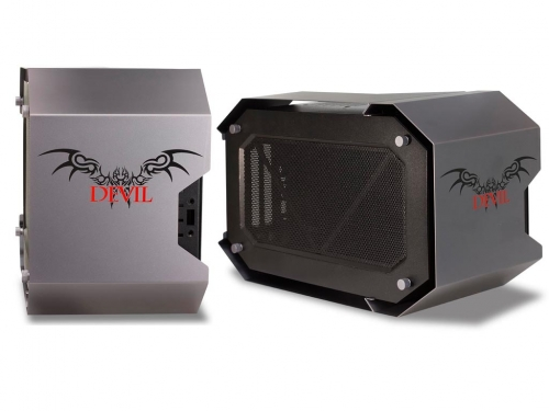 Powercolor announces Devil Box external GPU box