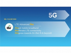 "Qualcomm shows off 4.5G LTE ""Advanced Pro"""