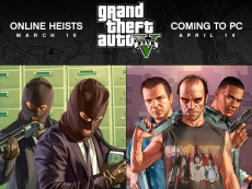 GTA V for PC delayed, coming in April