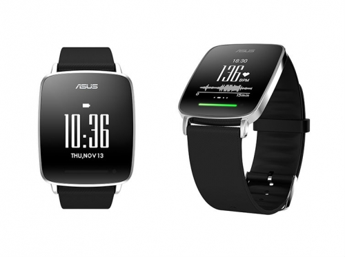 Asus VivoWatch promises 10-day battery life