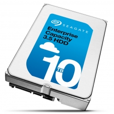 Seagate launches 10TB helium-filled hard drive for datacenters