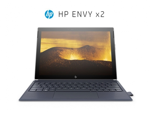 HP details Snapdragon-powered Envy X2 tablet