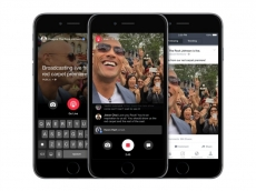 Facebook launches live streaming for iOS users in US