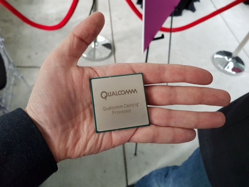 Qualcomm Centriq 2400 to challenge Intel