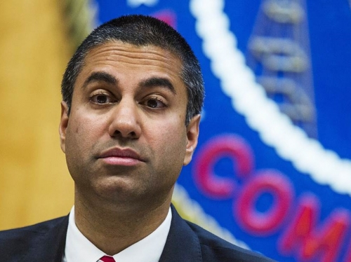 Ajit Pai wants to reverse BitTorrent decision