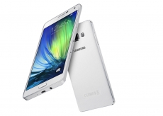 Samsung Galaxy A7 in the US shops