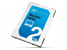 Seagate unveils new 7mm 2.5-inch 2TB Mobile HDD