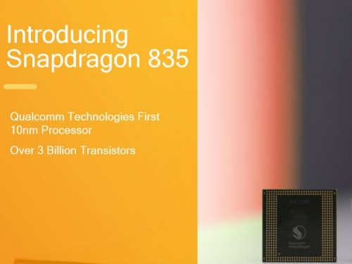 Snapdragon 835's second cluster is a Cortex A53