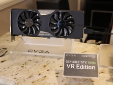 EVGA unveils the GTX 980 Ti VR Edition at CES 2016
