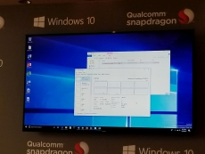 Qualcomm shows Windows 10 on Snapdragon 835