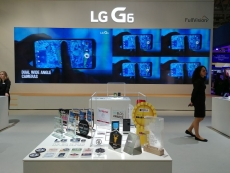 LG gets gongs for its G6