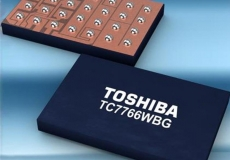Toshiba  comes up with single-chip wireless power receiver