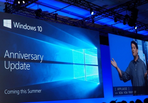 Windows 10 update for August 2
