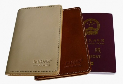 iPhone is a leather case in China